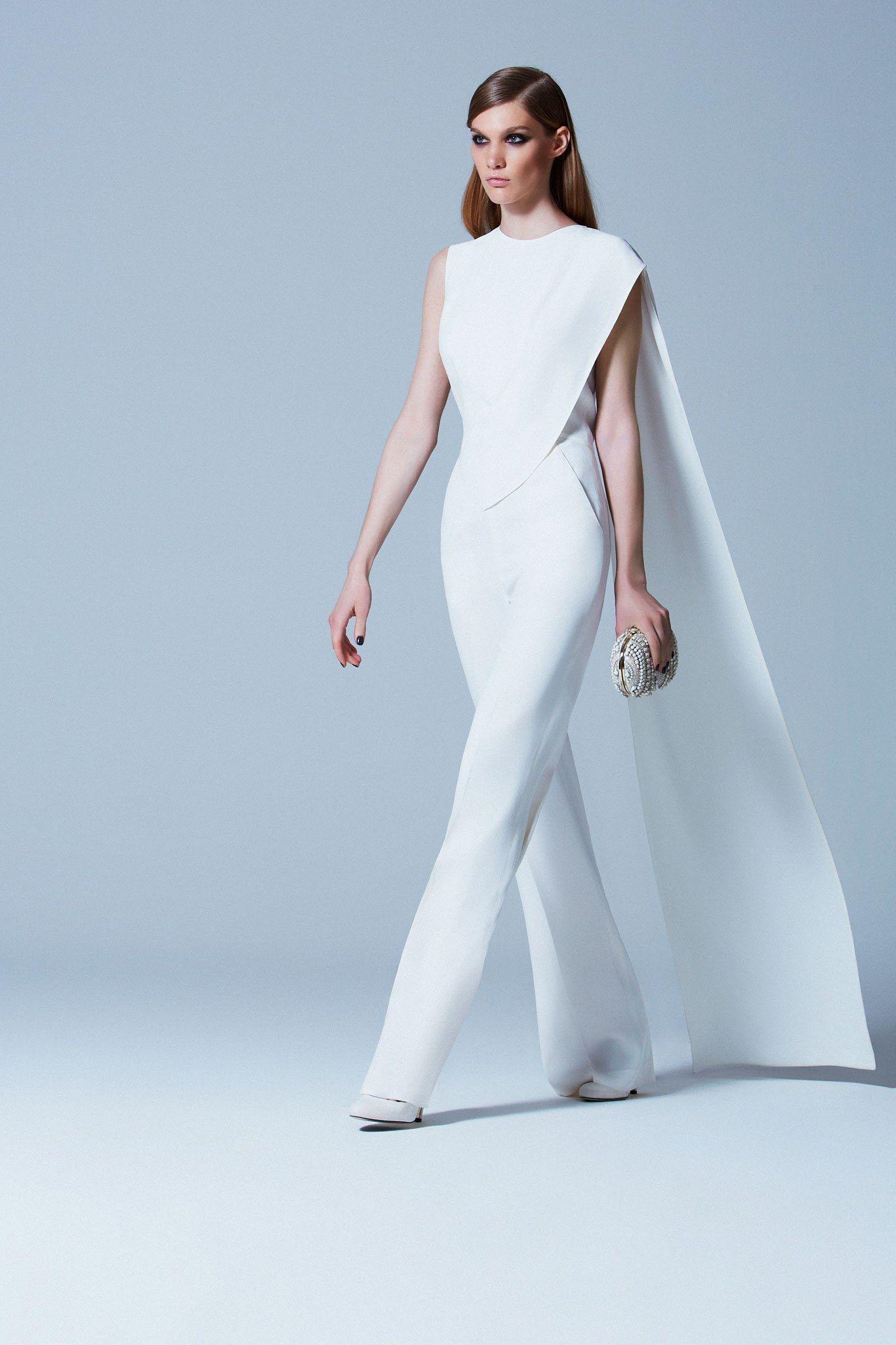 Elie Saab Pre-Fall 2013 Fashion Show