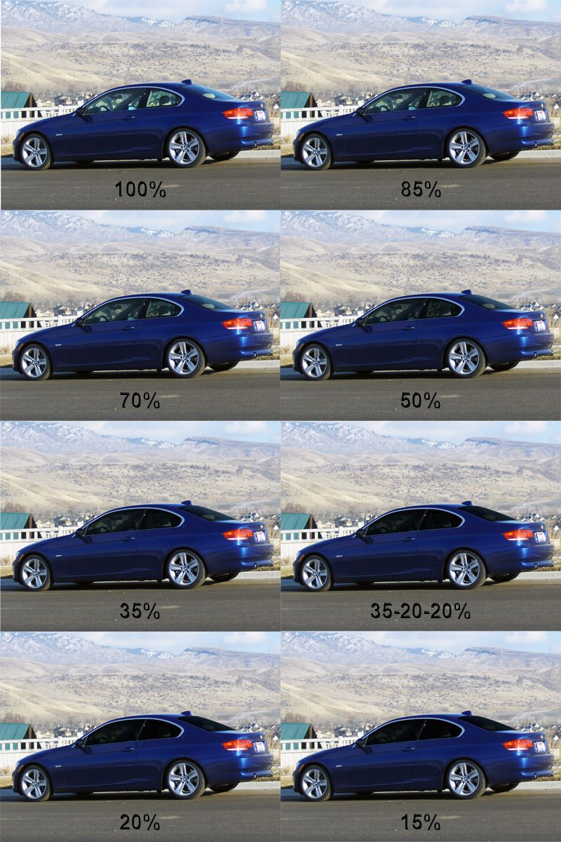 how to clean car windows with tint