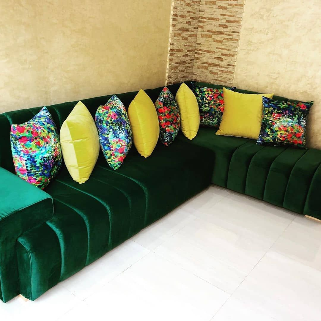 251 Likes 2 Comments Luxury Interior Design Decor De Lux On Instagram Decor D Living Room Sofa Design Bed Furniture Design Curtain Designs For Bedroom