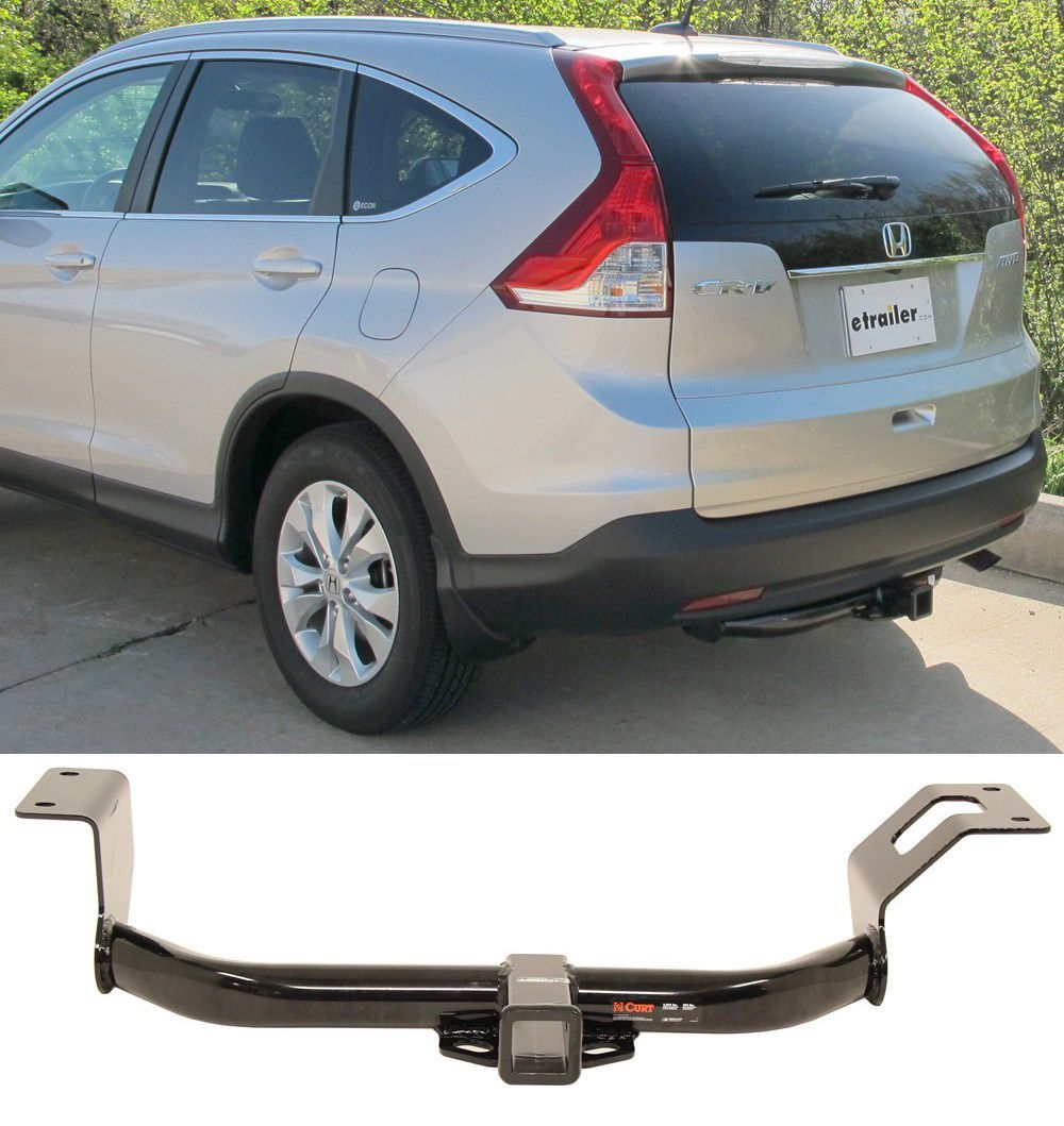 Fully Welded Trailer Hitch Receiver Bolts Into The Honda CR V Frame With No  Welding Required   Perfect For Family Travel And Camping Trips.