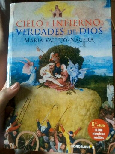 #catholic books #libros catolicos recomendado para quien no ha visto, el testimonio d conversion de Maria Vallejo en youtube. Buenisimo!