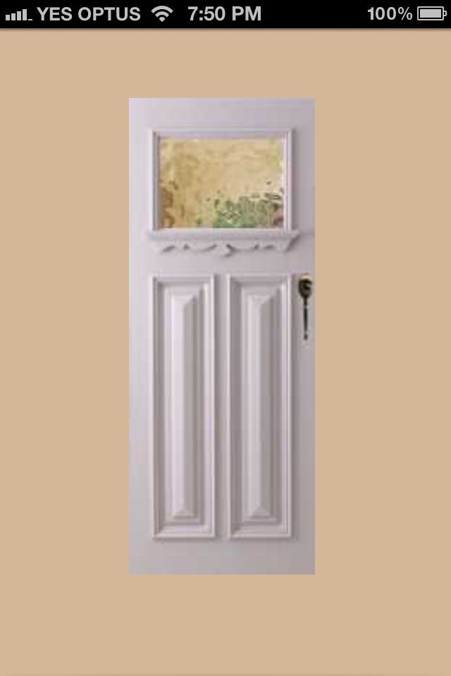Door option 1