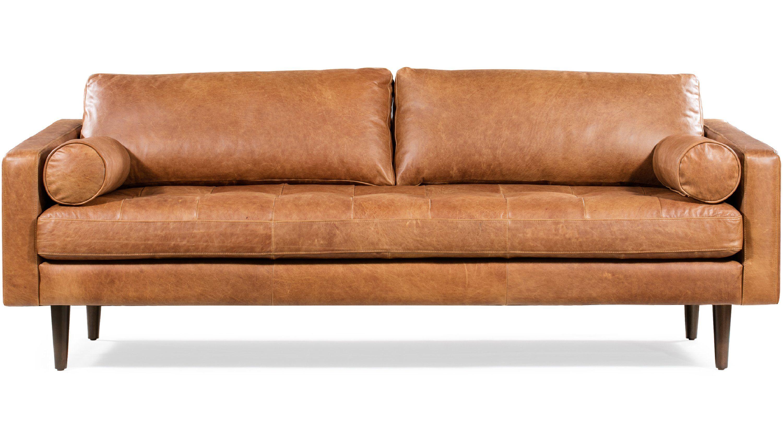Napa Sofa In 2020 Poly Bark Mid Century Modern Sofa Modern Sofa Sectional