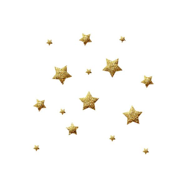 Gold Christmas Star Png