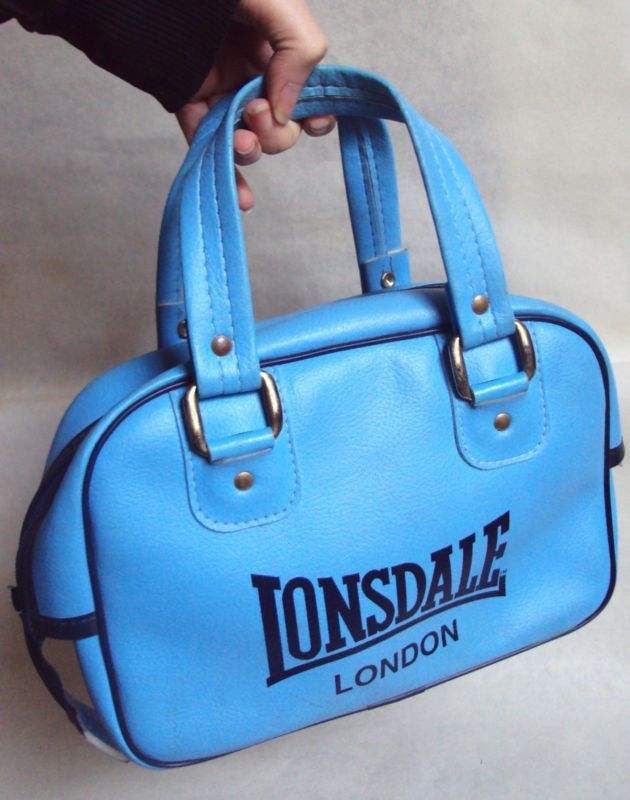 Lonsdale London handbag vintage  3bb2b0080d9f6