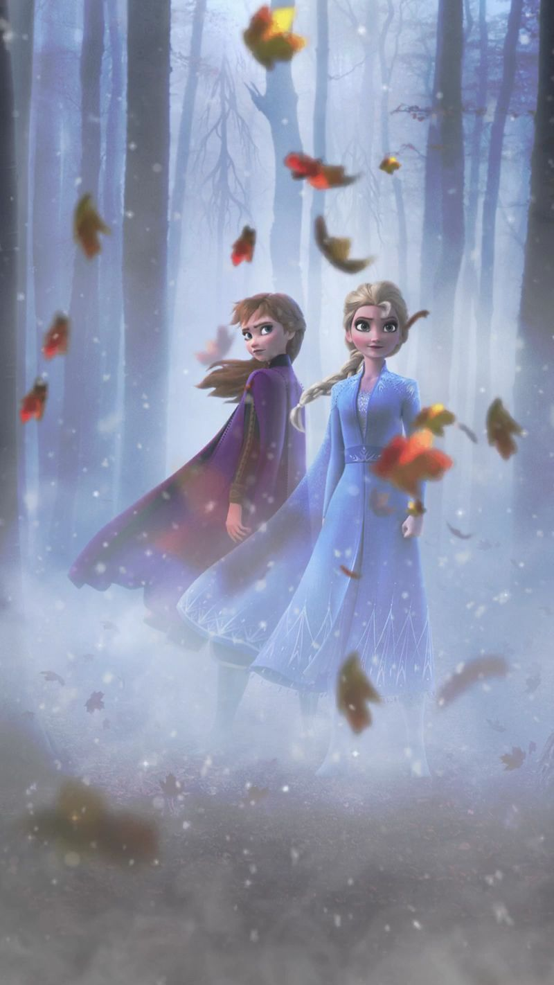 Animated Video Gif Frozen 2 Animated Frozen Gif Video In 2020 Disney Princess Frozen Disney Gif Disney Princess Wallpaper
