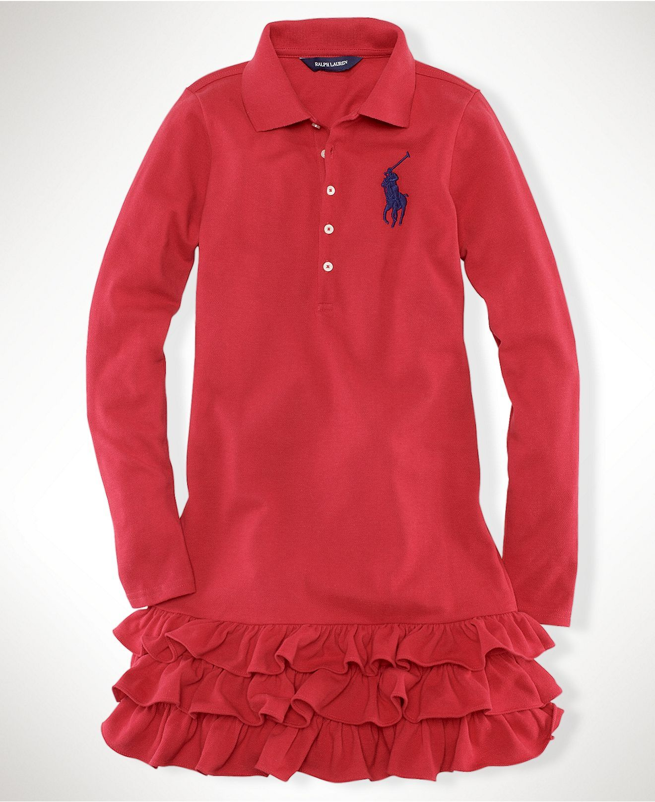 lauren ralph lauren sleeveless crochet dress big kids polo