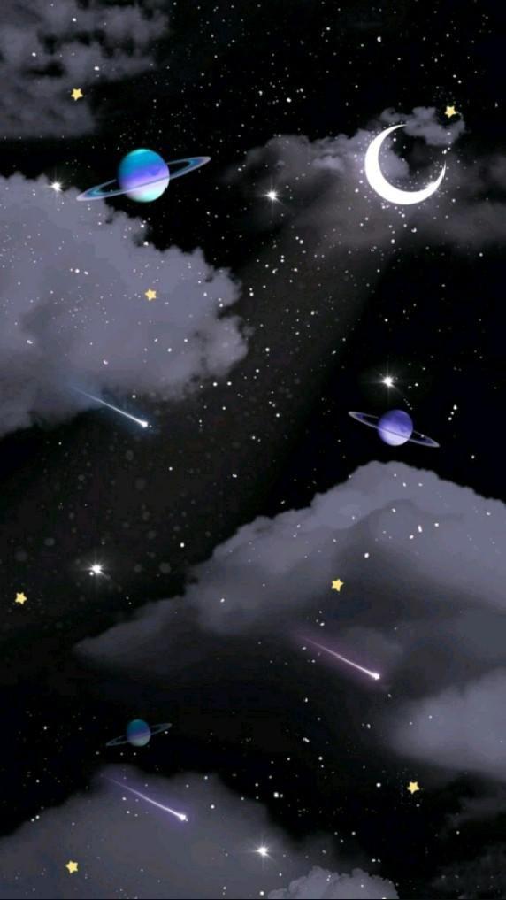 sky wallpaper ☁️