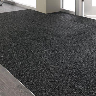 Best Mohawk Stowe 24 X 24 Carpet Tile In Obsidian With 400 x 300