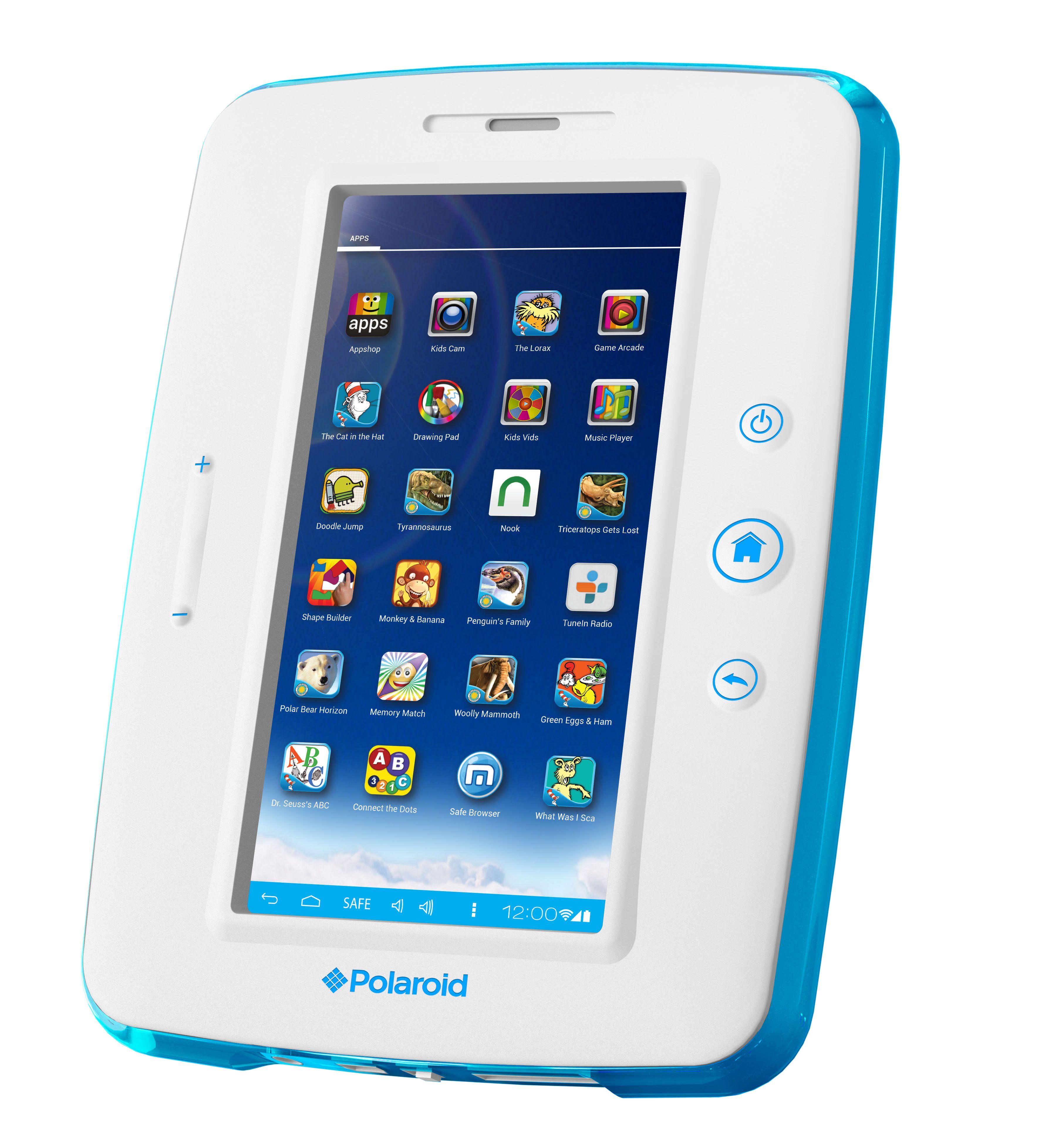 Polaroid 7in Kids Tablet