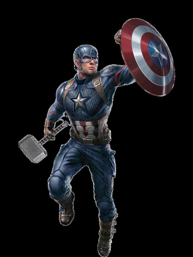 Capt Hammer N Shield By Agylsheva Captain America Cosplay