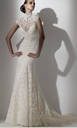 27b445d7bcdf Elle Saab. LOVE LOVE LOVE for some reason I keep coming back to lace ...