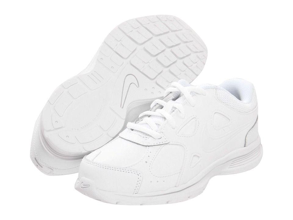 Kids - Nike Advantage Runner White / White-White-White Shoes