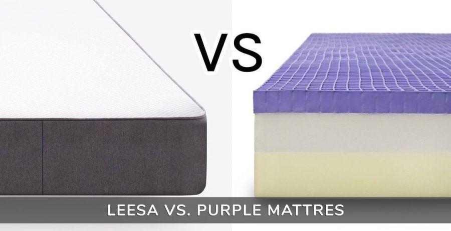 Leesa Vs Purple Mattress Reviews And Comparison Https Www Voonky Com Leesa Vs Purple Mattres Purple Mattress Purple Mattress Reviews Mattresses Reviews