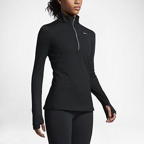 Nike Dry Element Camiseta de running de manga larga Mujer