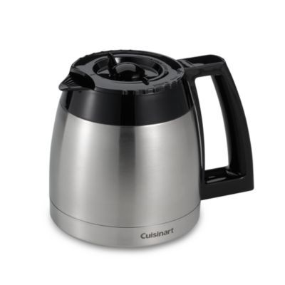 Good reviews *C Cuisinart® Thermal Replacement Carafe - BedBathandBeyond.com