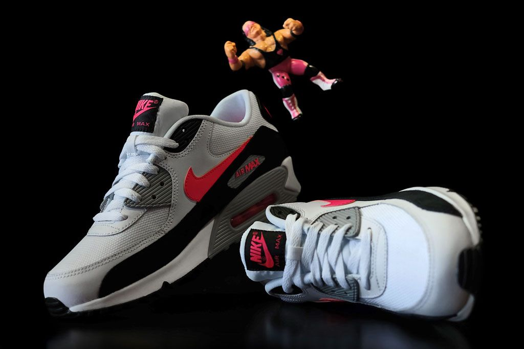 Nike Air Max 90 Hyper Pink 537384-120 (6)