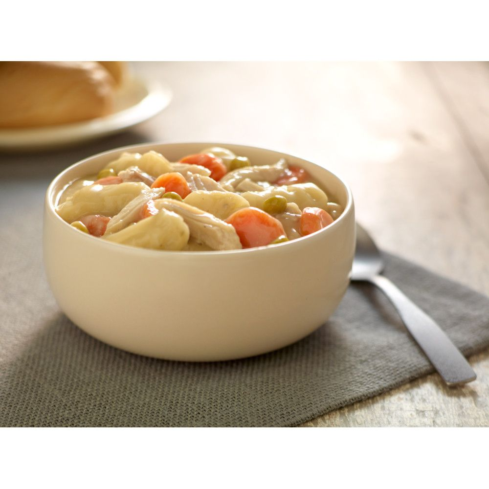 recipe: what is a good accompaniment to chicken and dumplings [35]