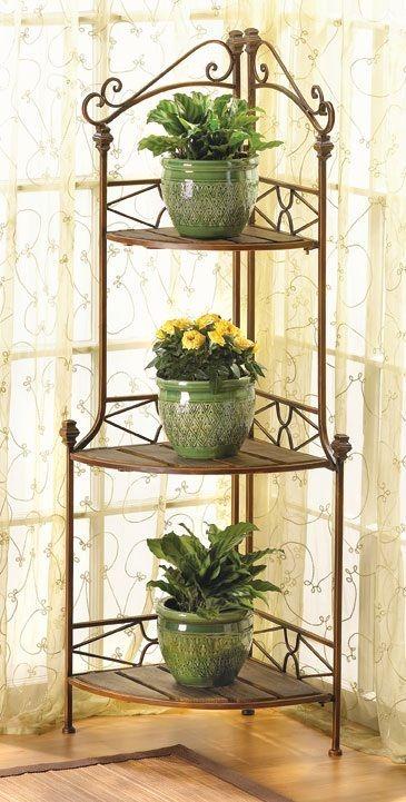 plant shelf decoracion de hogar