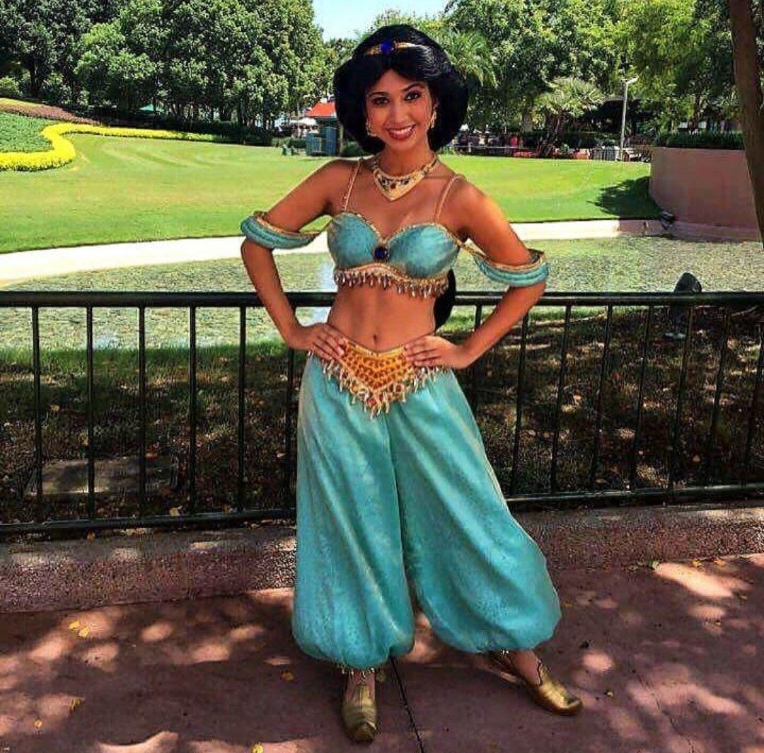 Aladdin Sexy jasmine aladdin | princess jasmine halloween costume