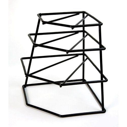 Black Corner Plate Rack  sc 1 st  Pinterest & Black Corner Plate Rack   For Home   Pinterest   Plate racks and Corner