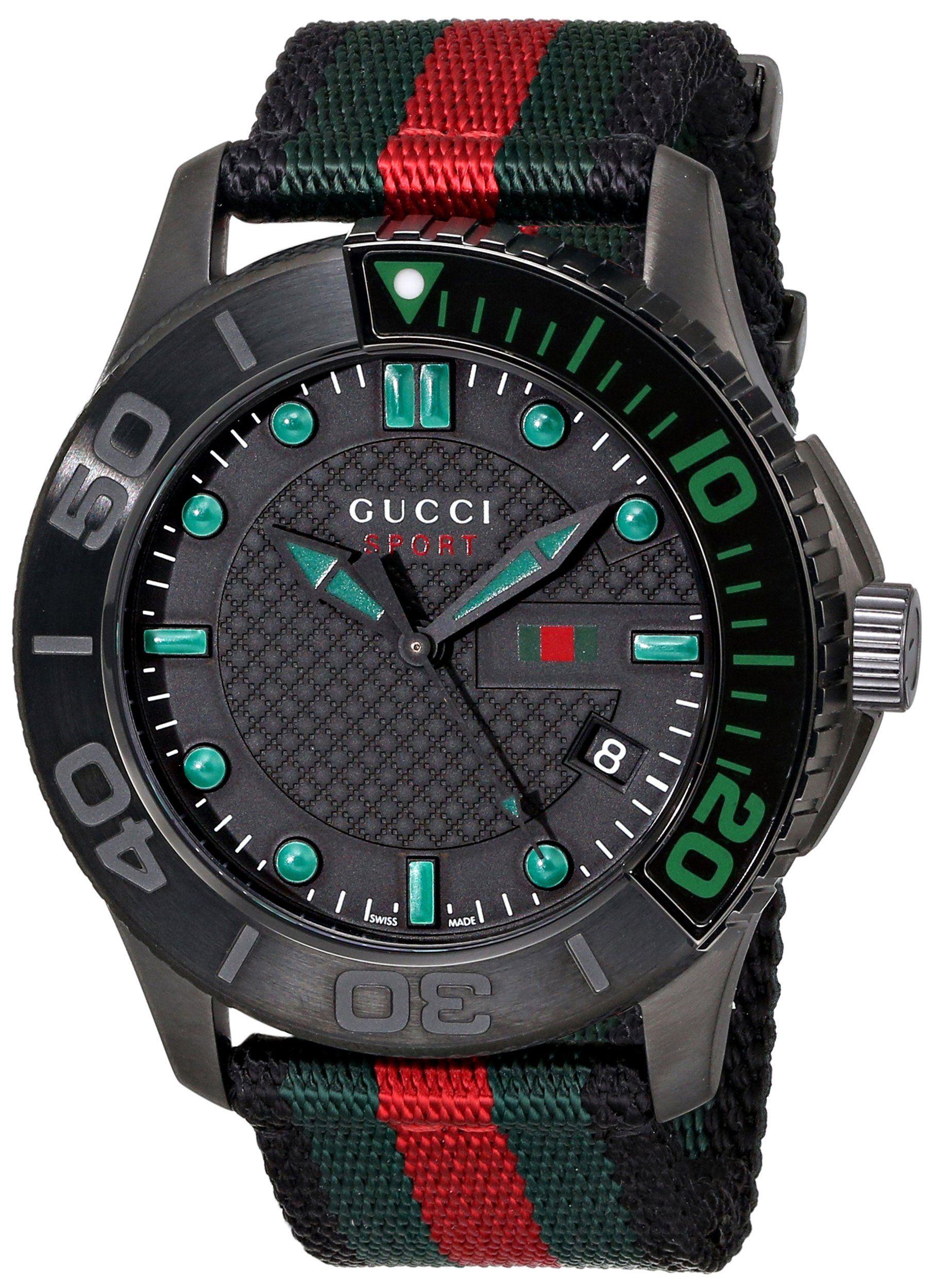 f139e35a262 Gucci Men s YA126229