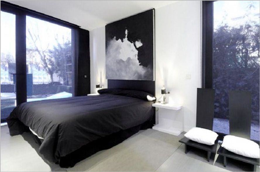 apartment bedroom ideas for men. Home Ideas  Bedroom Decorating For Men Design For Young Black And White Cheap