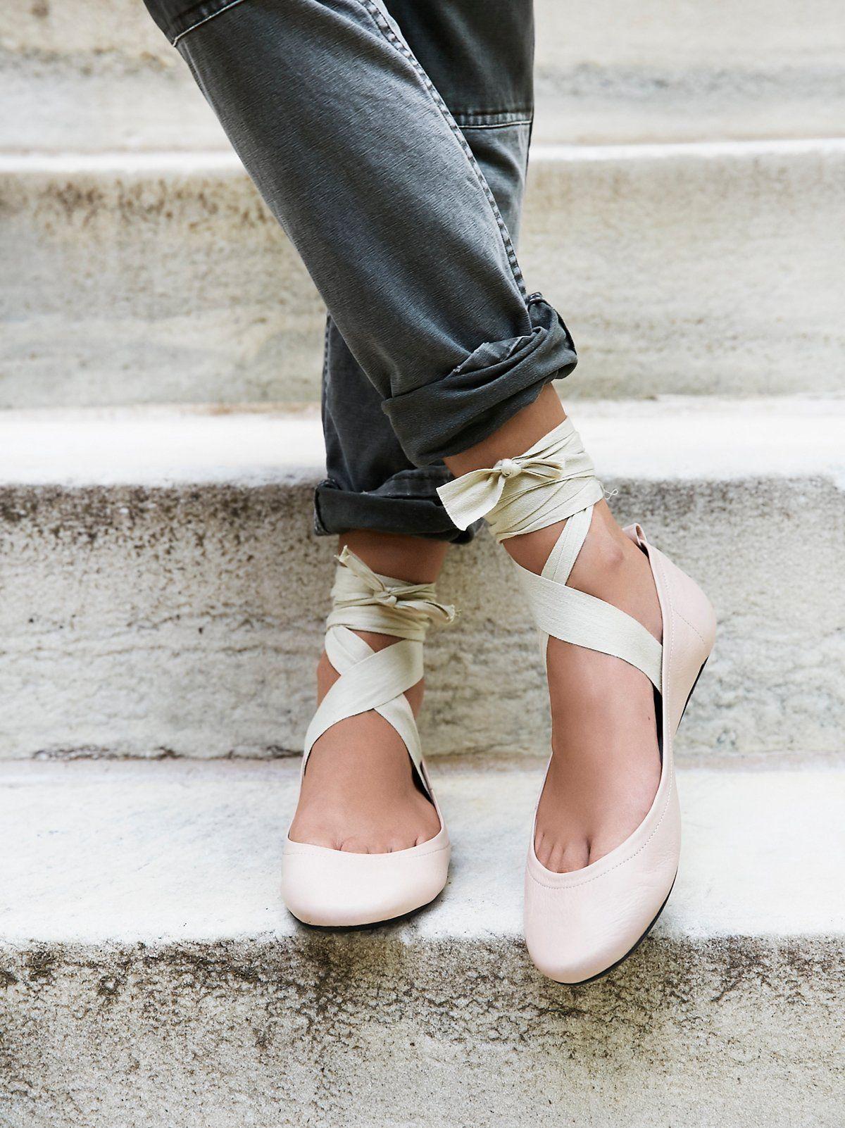 Degas Ballet Flat