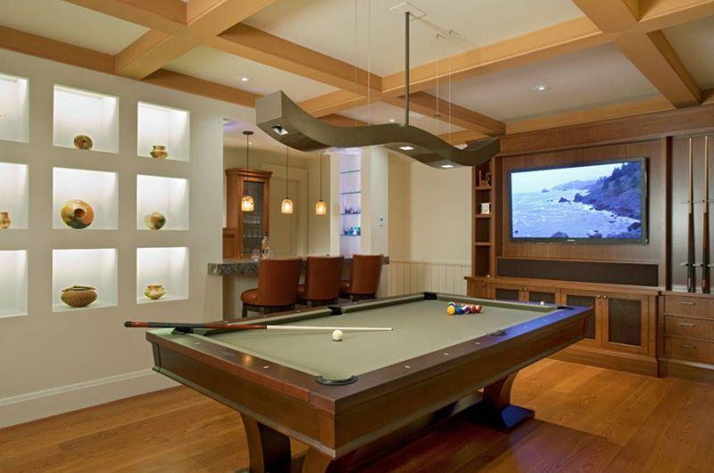20 Awesome Pool Table Lighting Pool Table Room Pool Table