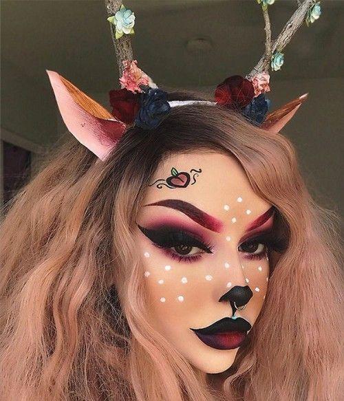 Maquillage Artistique Halloween.Pin On Masterbation