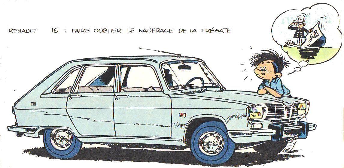 Spirou et l bd pinterest dessin voiture voiture and auto retro - Dessin renault ...