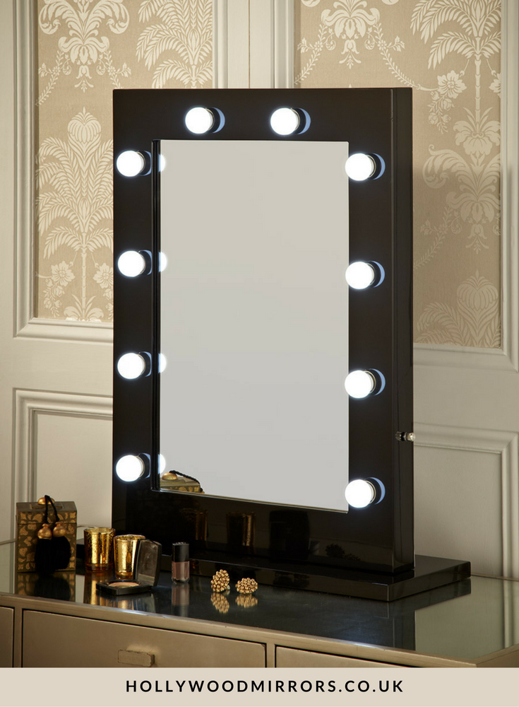 Diy Vanity Mirror With Lights For Bathroom And Makeup Station Lights Around Mirror Mirror With Lights Makeup Vanity Mirror With Lights
