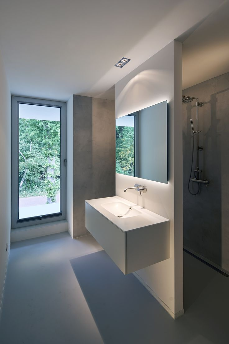 Villa N-Haus in Dorst bei Breda – – #Badezimmerideen   – Interior Design – #Bade…