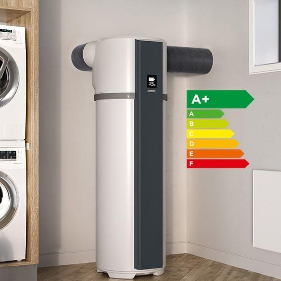 Vous souhaitez remplacer votre chauffe-eau ? Optez pour un chauffe-eau de classe �nerg�tique A+. ?#ThermorFrance #ChaleurConnect�e #DonnerVieALaChaleur#ChauffeEau #�cologie #�conomie #BienEtre