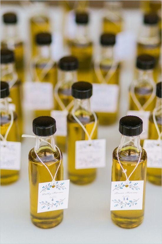 20 Organic Olive Oil Favors, Unique Customized Bridal Shower Wedding ...