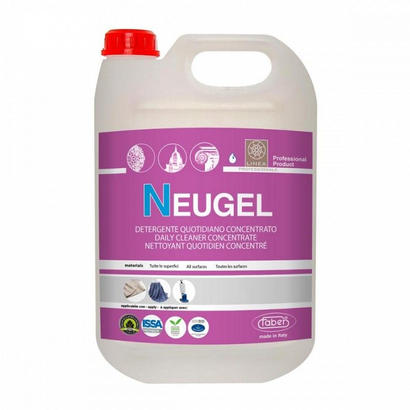 Concentrated Ph Neutral Product Suitable For Daily Cleaning