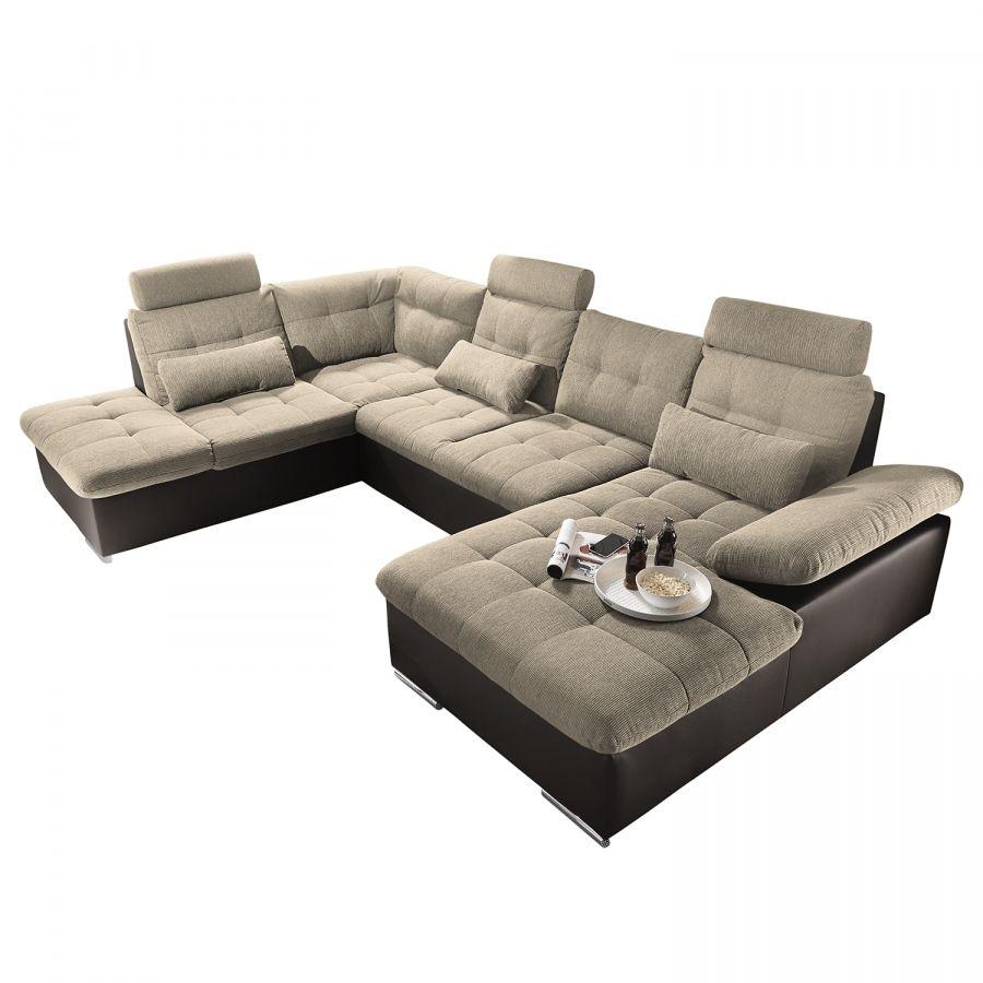 Wohnlandschaft Puntiro Mit Schlaffunkti Couch Home Living Room