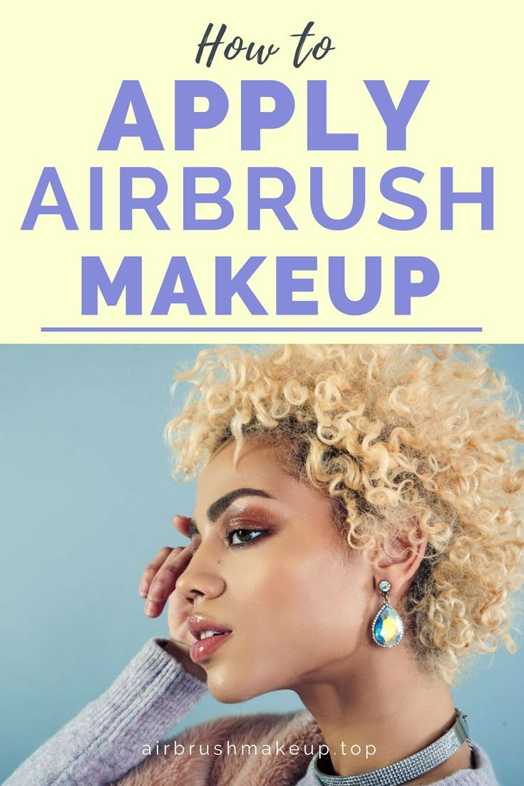 Top 6 Most Common Airbrush Makeup Mistakes |Makeup Tips For Airbrush
