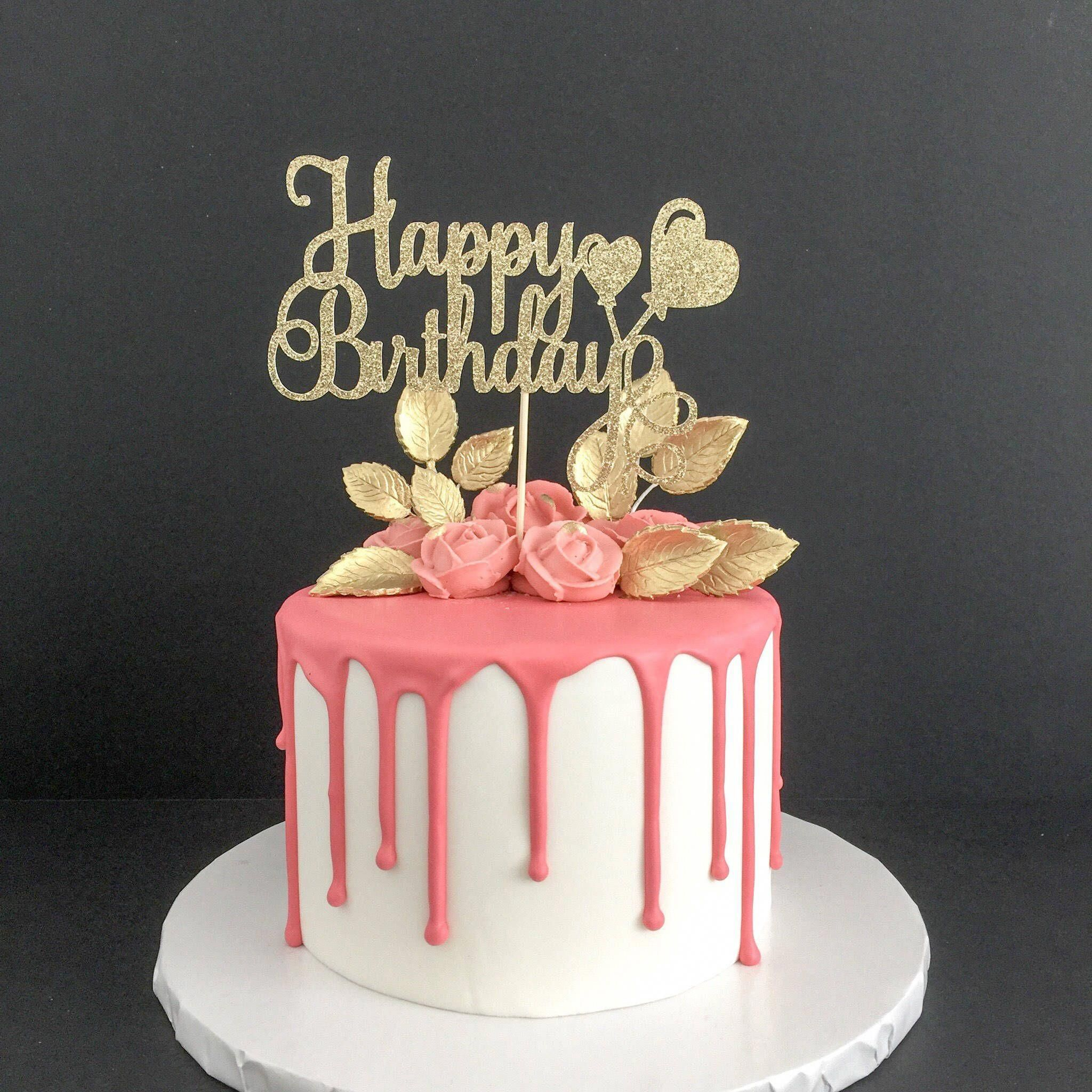 Girls Birthday Cakes Age Girls Birthday Cakes 25th Birthday Cakes 19th Birthday Cakes Pretty Birthday Cakes