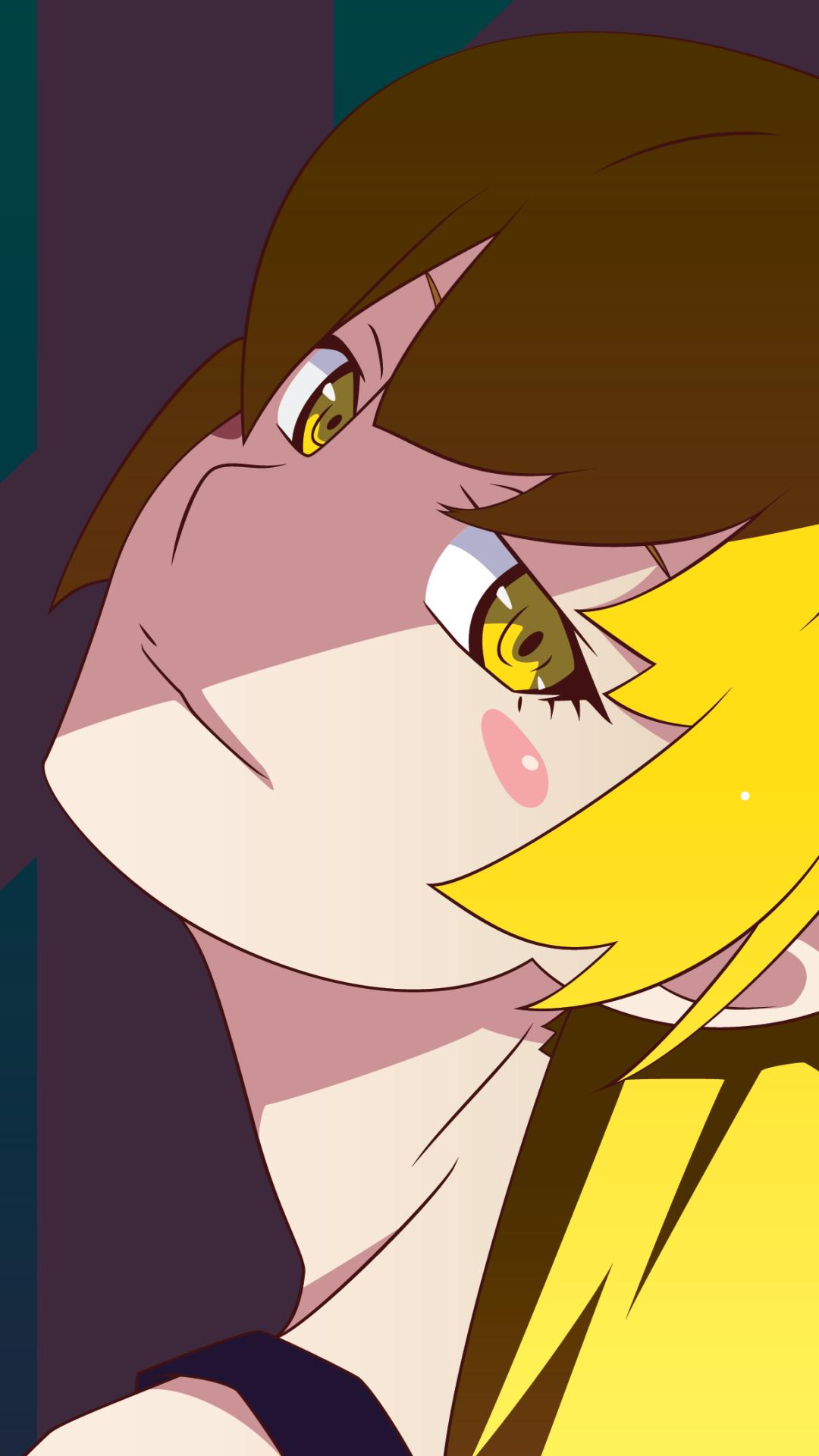 Iphone 5 Anime Monogatari Series Wallpaper Id 615175 物語