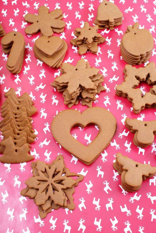 Pierniki Na Choinkę Cakes Cookies Pinterest