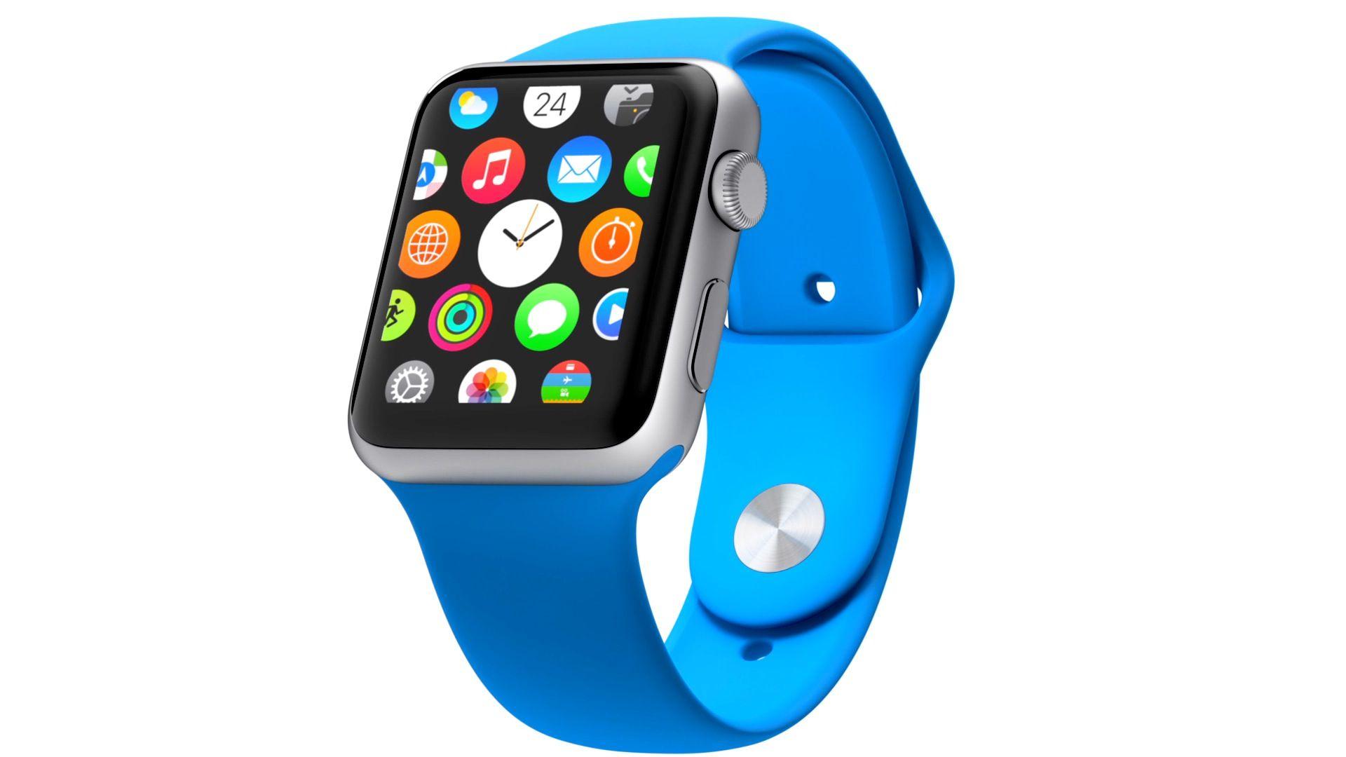Apple Watch Series 3 (GPS, 38mm) Space Gray Aluminium