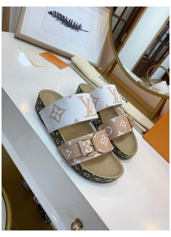 custom louis vuitton sandals