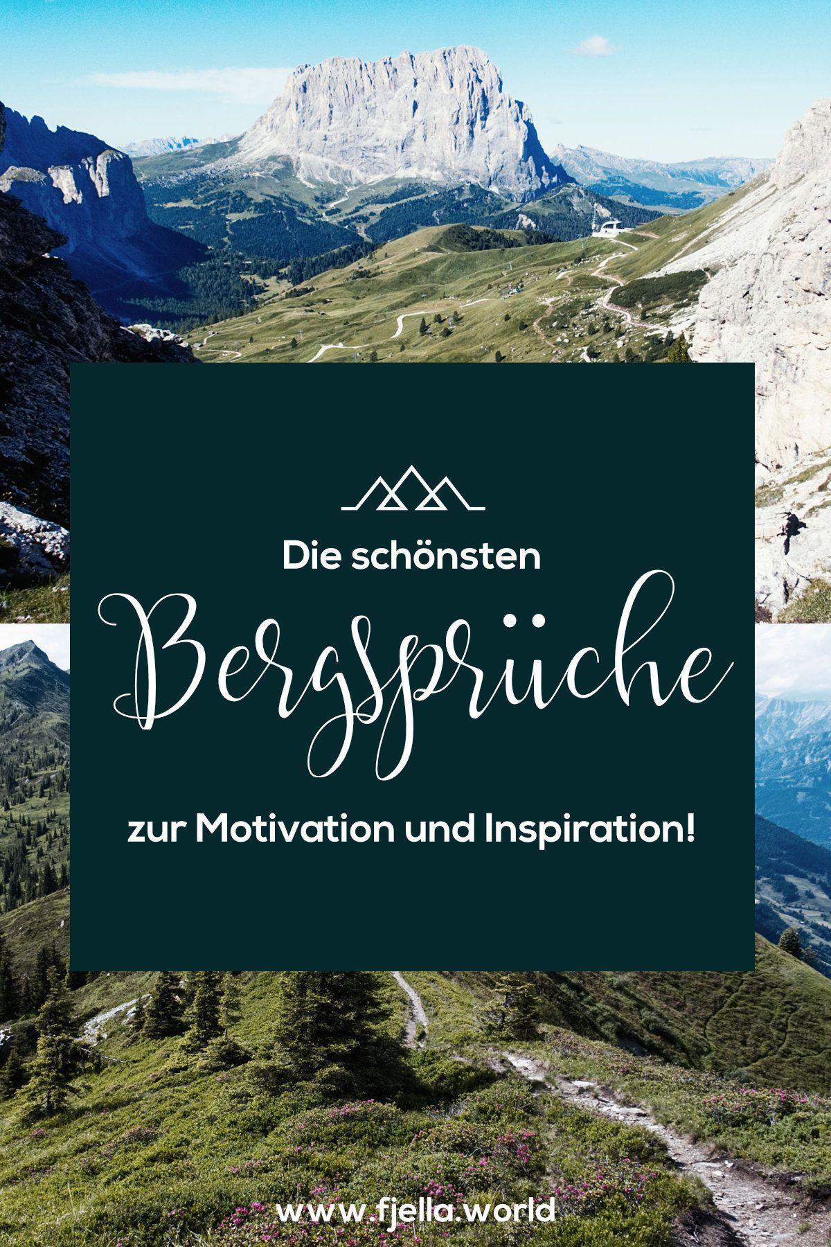 sprüche berge Aim High   Inspirierende Wandersprüche und Bergzitate | Aim High  sprüche berge