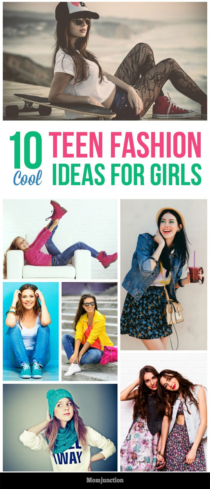278149bd0c6 10 Cool Fashion Tips For Teens   Teen years can be a confusing stage