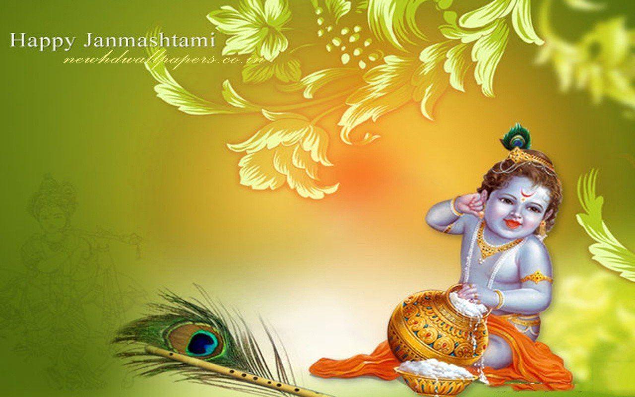 Krishna Janmashtami Hd Wallpapers 1080p Pictures Janmashtami Wallpapers Happy Janmashtami Krishna Janmashtami