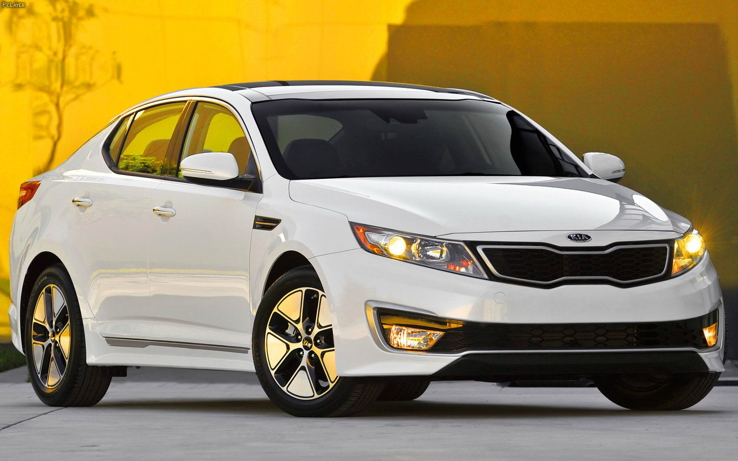 Kia Optima Hybrid Hybrid Car Kia Optima Kia