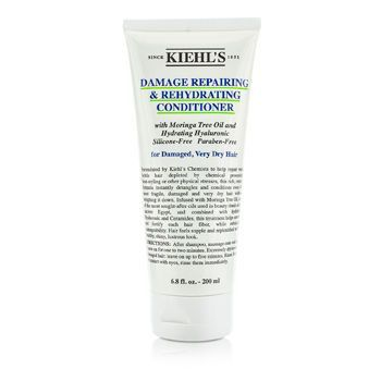 Kiehls Hair Care Damage Repairing & Rehydrating Conditioner (For Damaged Very Dry Hair)