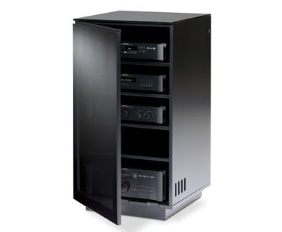 BDIu0027s Mirage 8222 Audio/Video Cabinet In Black #hometheater #furniture  #audiocabinet Part 87