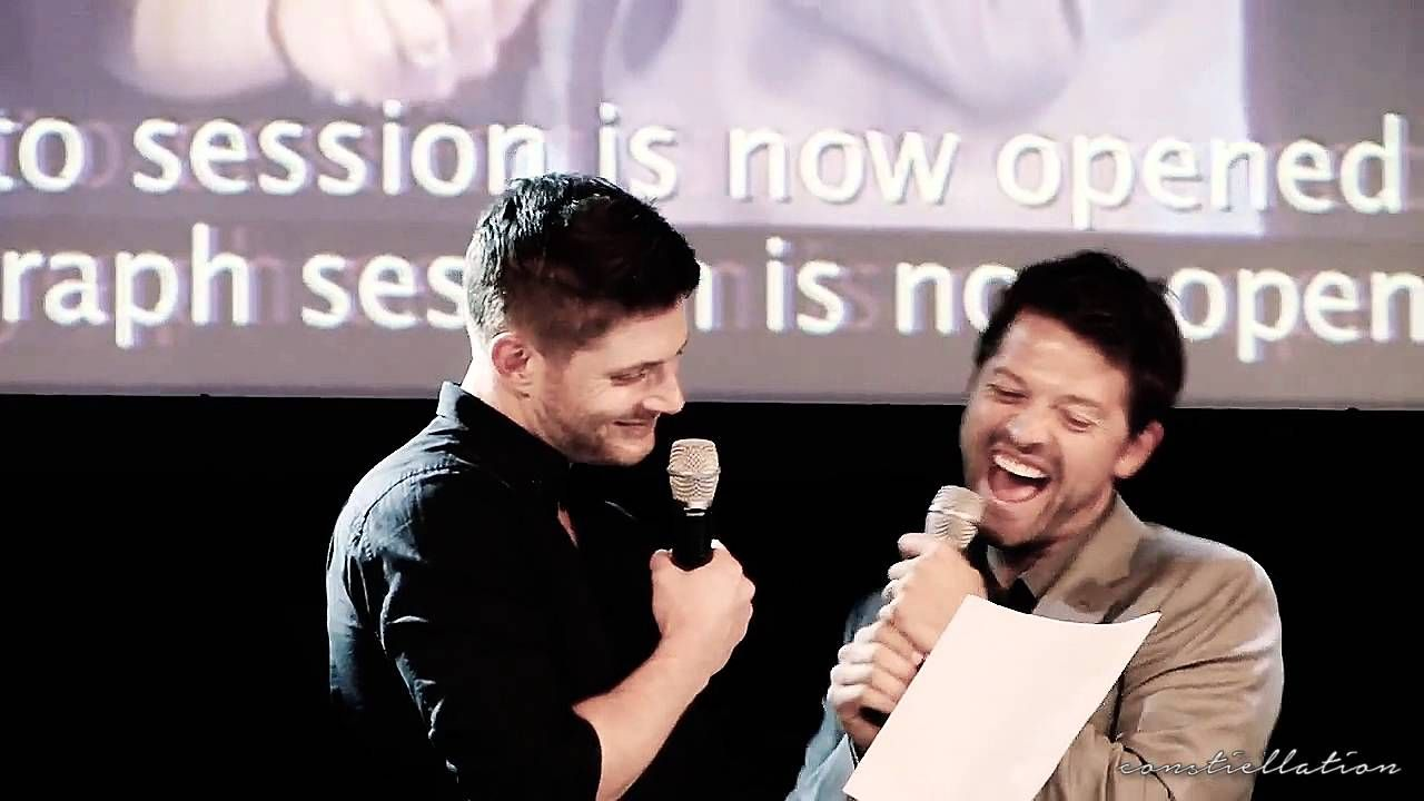 Jensen & Misha || You Make Me Smile